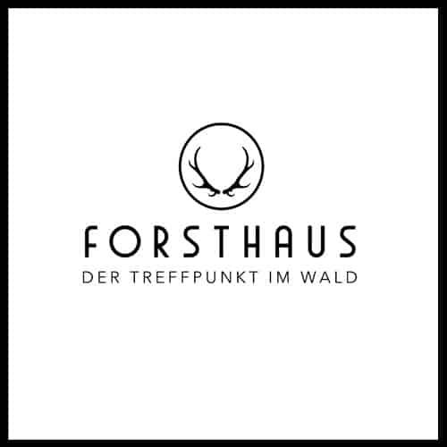 Logo Forsthaus Website Social Media Marketing WordPress