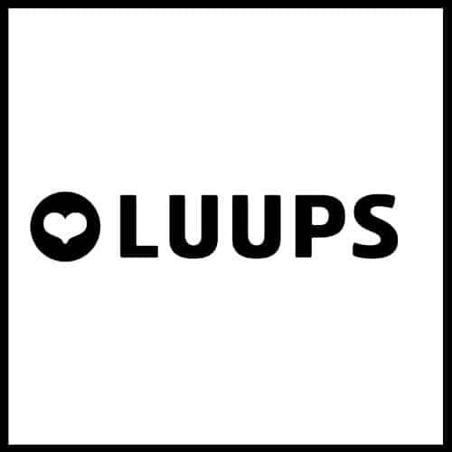 Logo LUUPS Konzept Gestaltung unternehmensentwicklung Website WordPress