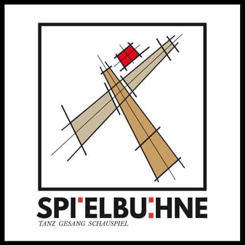 Konzept - design - WebsiteLogo Spielbühne Bochum