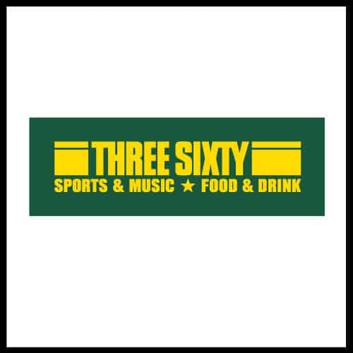 Logo Three Sixty Website Konzept Facebook Social Media Marketing