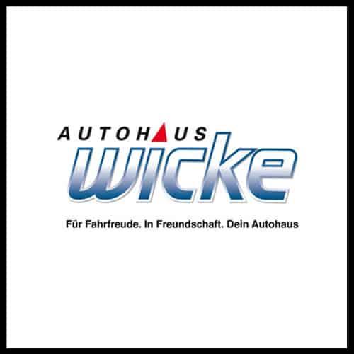 Logo Wicke VW