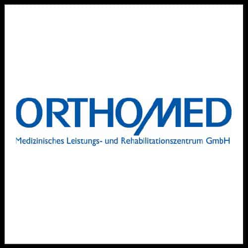 Orthomed_Logo_Social Media Marketing Website