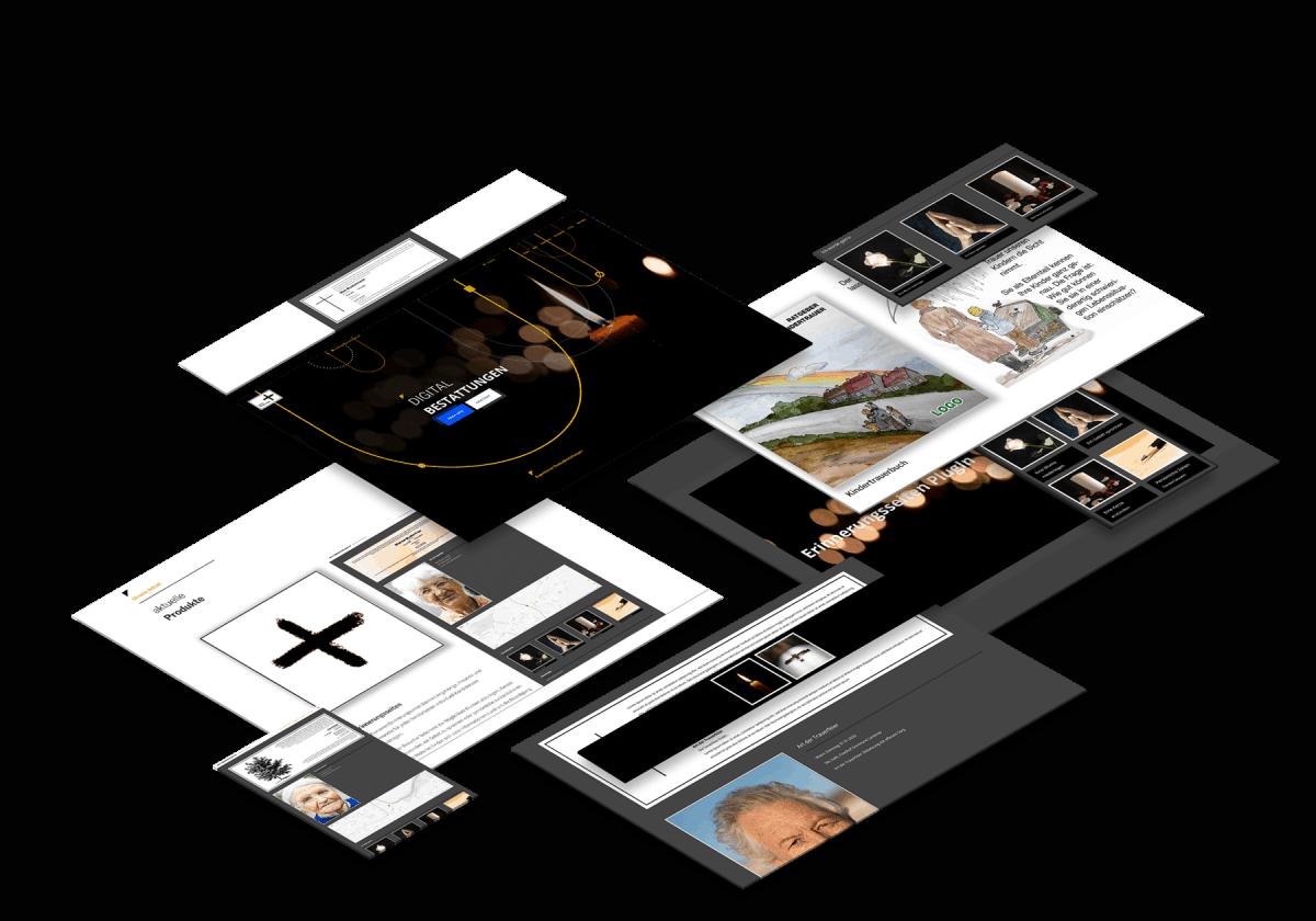 Digitalisierung Dortmund Erinnerungsseiten  Software für Bestatter
